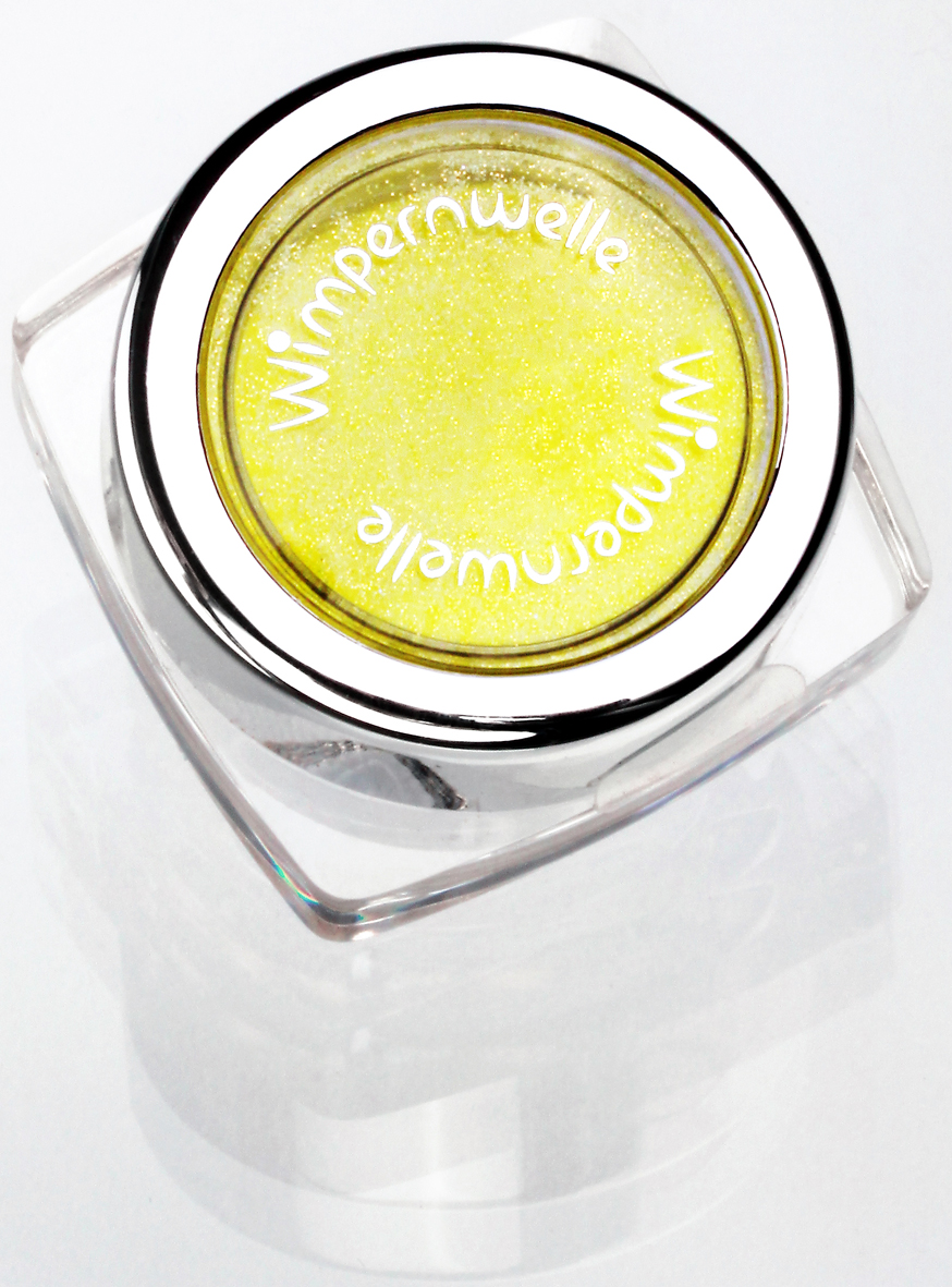 Glimmer & Glitter eyeshadow 02 - lemon