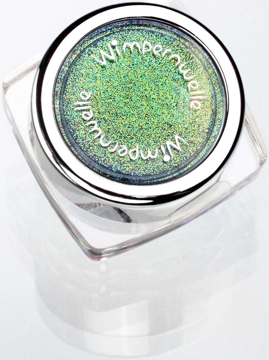 Glimmer & Glitter eyeshadow 05 - dark green