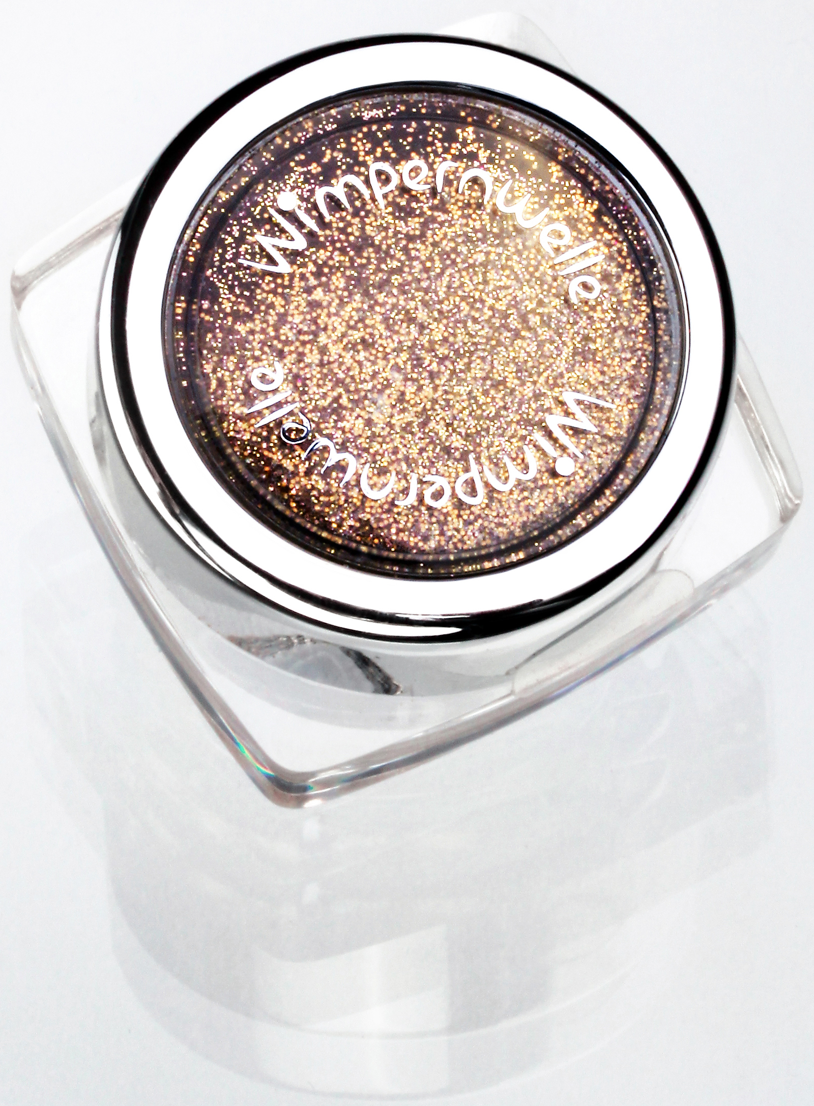 Glimmer & Glitter eyeshadow 18 -nut-brown